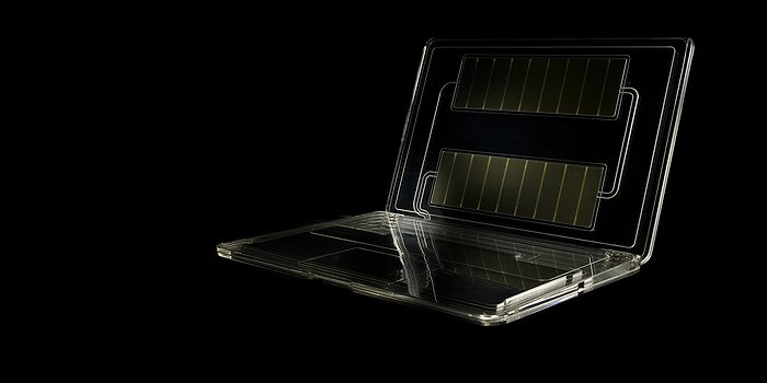 fuel cell powerend laptop